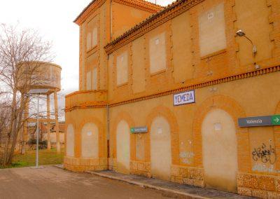 Estación Yemeda
