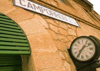 Estación Camporrobles.