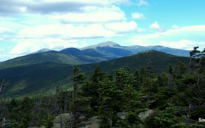 Montañas Blancas cerca de Boston