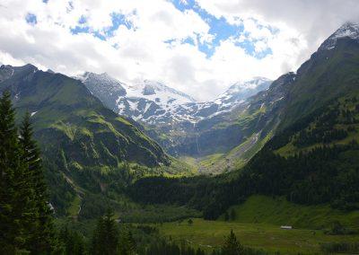 Parque Nacional The Hohe Tauern