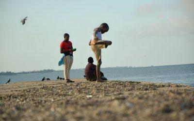 MI PRIMERA VEZ FUE EN TANZANIA
