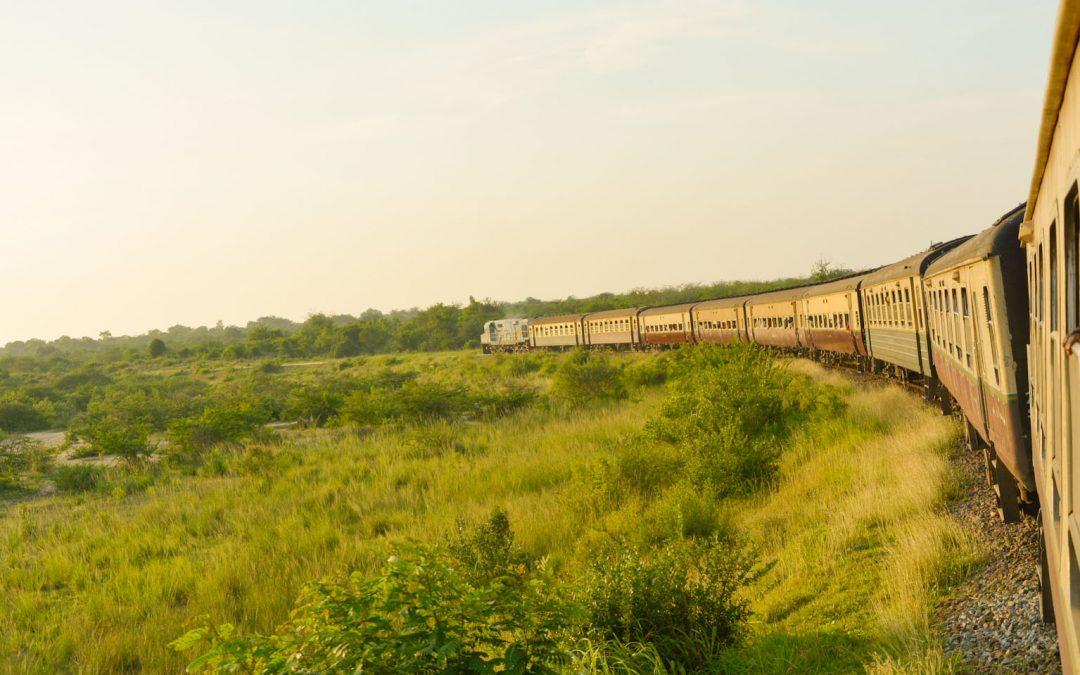 Tren Tanzania